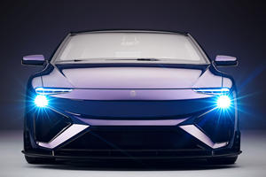 New Chinese Supercar Coming To Geneva With 800 HP