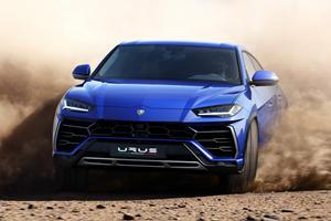 Lamborghini Urus Transformed Into True Offroader