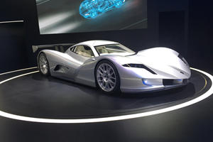 Japan's 1,150-HP Hypercar Aims For Nurburgring Record