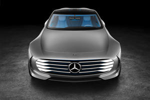 Mercedes Claims New Concept Car Is Uncrashable