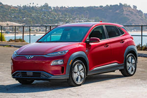 The Hyundai Kona Electric Boasts An Extremely Affordable Price Tag