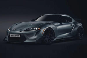 New Toyota Supra Is Begging For A Widebody Conversion