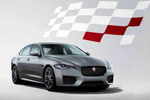 Jaguar XF Gets Sporty Upgrades In New Special Edition