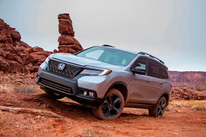 2019 Honda Passport Priced Higher Than The Three-Row Pilot