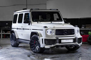2019 Mercedes-AMG G63 Gets 700-HP Makeover