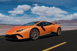 Cars That Ride On Bespoke Pirelli Tires