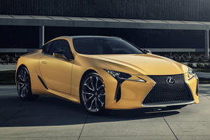 2019 Lexus LC 500 Inspiration Series Limited To 100 Examples