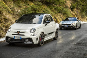 Abarth Celebrates 70th Anniversary With Special Editions