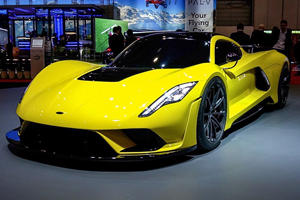 This Is When The Production Hennessey Venom F5 Will Debut
