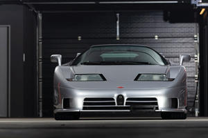 Stunning Bugatti EB110 Super Sport Is Worth Every Penny