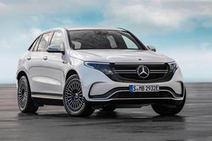Mercedes Announces New Electric Concept