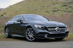 2019 Mercedes-Benz S-Class Coupe Test Drive Review: The Luxury Paradox