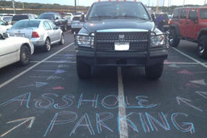 18 Examples Of Bad Parking That Will Make You Mad
