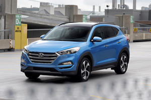 Hyundai Tuscon N Coming Sooner Than We Thought