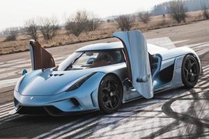 Koenigsegg Wants A Fully Electric Hypercar