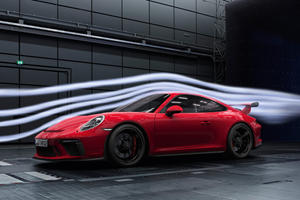 Porsche Makes Mistake Testing Emissions On The 911