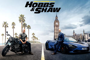 First Fast & Furious Spin-Off Looks Like A Superhero Film