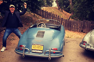 Seinfeld Sued For Selling Fake Million-Dollar Porsche