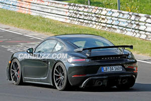 Ultimate Porsche Driver's Car Will Not Be A 911