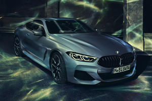 BMW M850i First Edition Launches