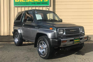 Weekly Craigslist Hidden Treasure: 1992 Daihatsu Rocky