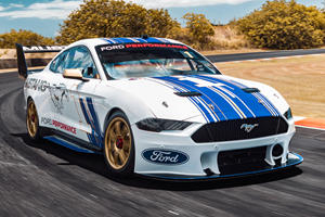 Ford's New Australian Supercar Could Be Sickest Mustang Yet