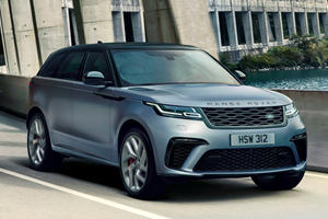 Range Rover Velar SVAutobiography Arrives With Over 500 HP