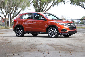 2019 Honda HR-V Test Drive Review: A Triumph In Packaging