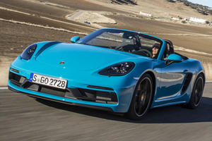 New Porsche 718 Variant Coming With Six Cylinders