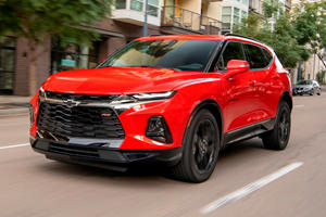 Why The New Chevrolet Blazer Is Not A Real SUV