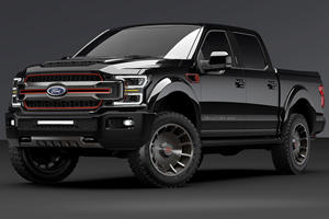 The Ford F-150 Harley-Davidson Edition Is Back