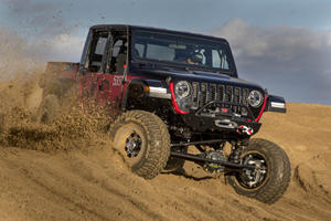 2020 Jeep Gladiator Is Going Off-Road Racing