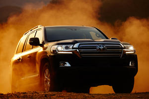 No Plans To Redesign Toyota Land Cruiser And Lexus LX