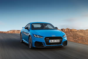 Audi TT RS Coupe And Roadster Refreshed For 2019
