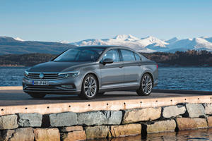 Europe's Volkswagen Passat Is So Much Cooler Than The American One