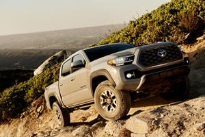 2020 Toyota Tacoma Lands With Upgrades Across The Board