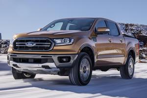 Ford Already Having To Recall New Ranger