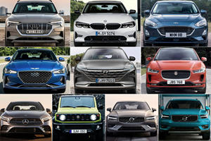 And The 2019 World Car Of The Year Nominees Are...