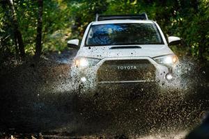 Toyota Says Don't Believe Diesel 4Runner Rumors
