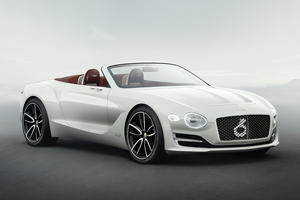Bentley's First Electric Car Won't Be What You're Expecting