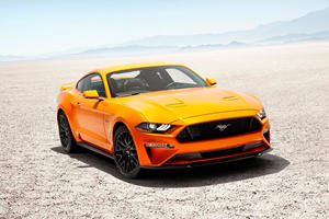Ford Says New 7.3-Liter V8 Could Fit In The Mustang And Raptor