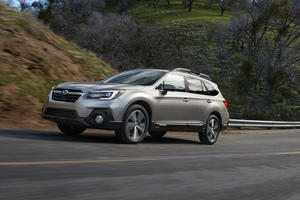 2020 Subaru Outback Will Arrive Later This Year
