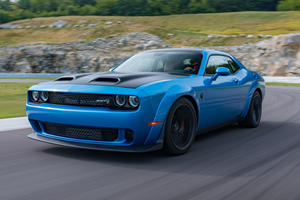 $77 Million Is The Price To Pay For Dodge Challenger Hellcat