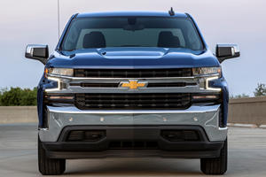 Chevrolet Tipped To Launch All-Electric Silverado