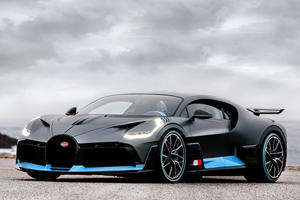One-Off $18 Million Bugatti Hypercar Rumored For Geneva