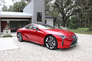 2019 Lexus LC 500 Test Drive Review: A Road-Going Concept Car
