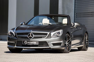 Mercedes-AMG SL63 Gets Massive Power Upgrade