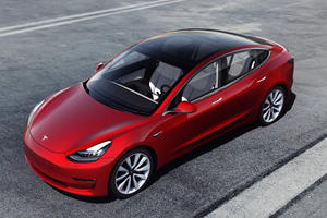 Reverse Engineered Tesla Model 3 Shocked Porsche And Audi