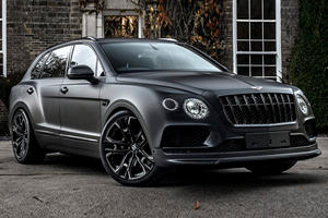 Bentley Bentayga Gets Menacing Makeover