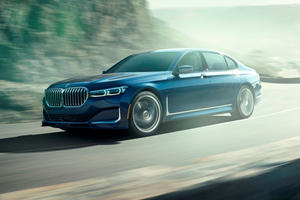 2020 Alpina B7 xDrive Arrives As The Ultimate 7 Series